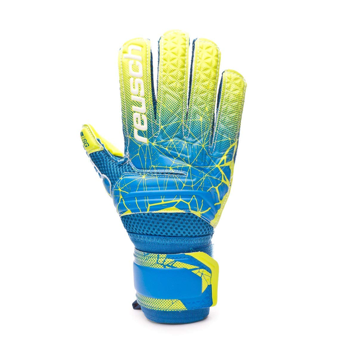 Reusch Fit Control SG Extra Finger Support Junior Goalkeeper Glove