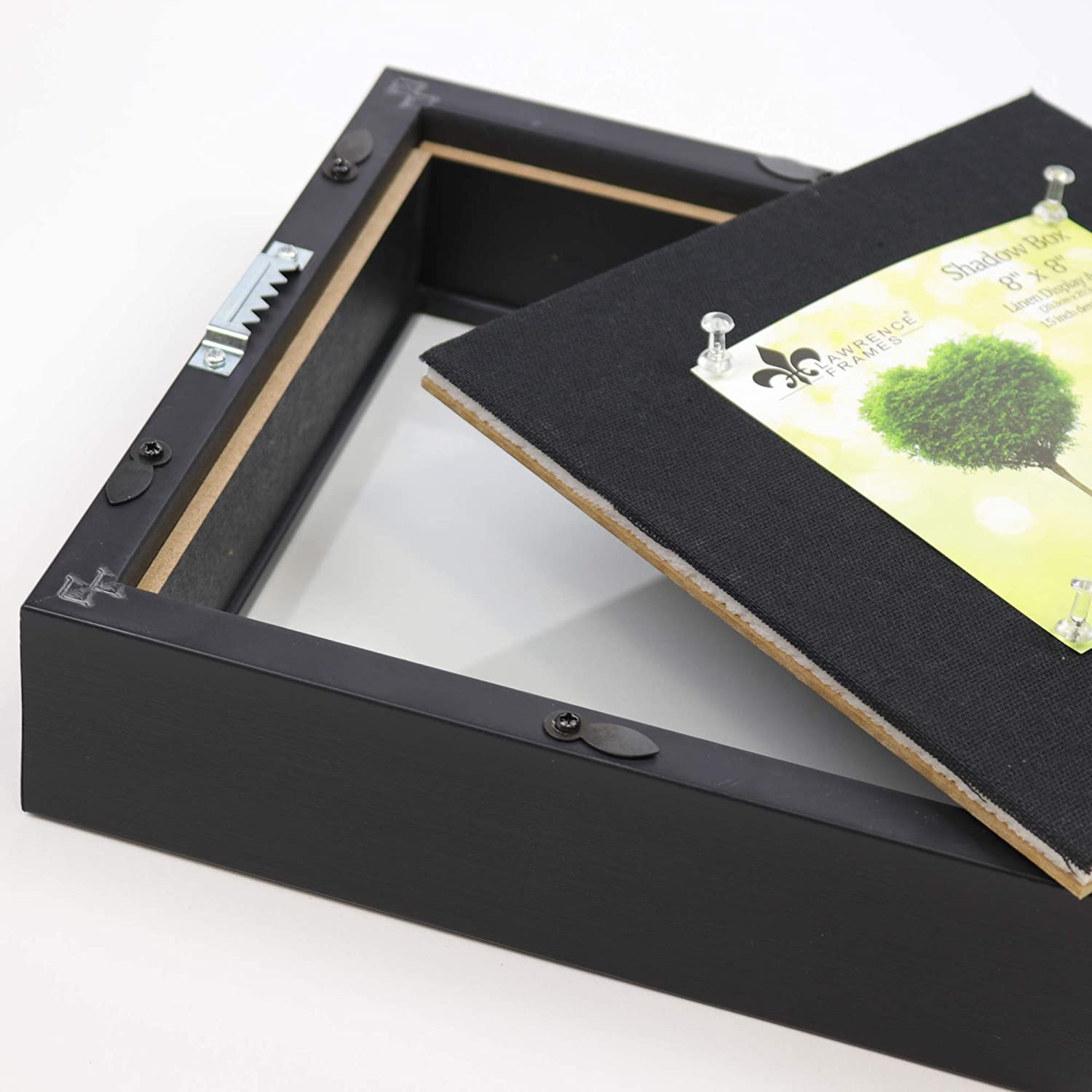 8x8 Lawrence Frames Shadow Box Frame