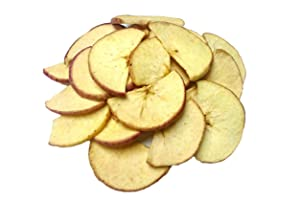 NUTS U.S. – Apple Chips, Crispy & Natural, No Artificial Colors, Delicious And Healthy, Bulk Chips!!! (2.2 LBS)