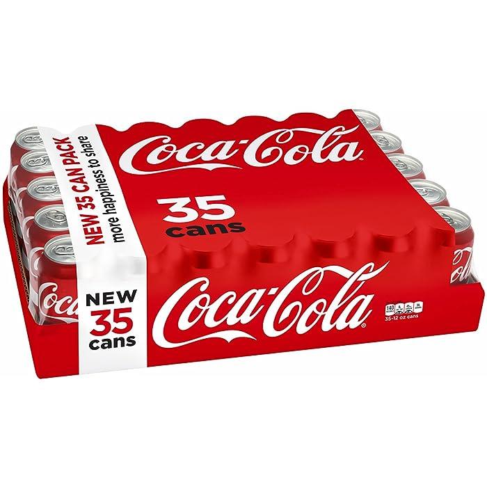 Coca-Cola Drink Cans, 12 Fl. Oz. (Pack Of 35)