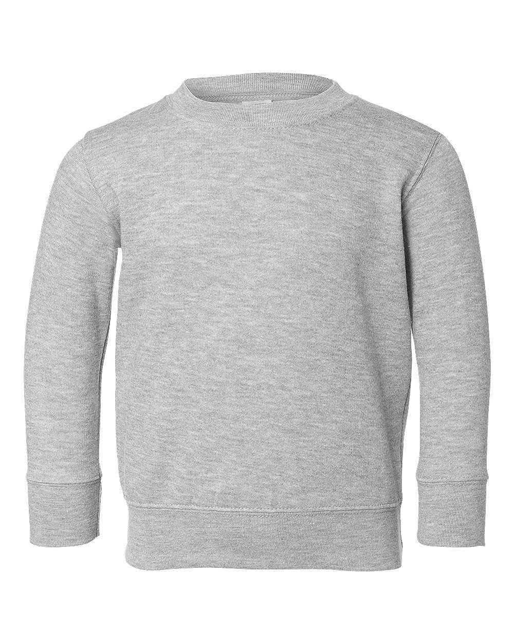 Rabbit Skins Toddler 7.5 oz. Fleece Sweatshirt 3317
