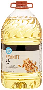 Happy Belly Amazon Brand Peanut Oil