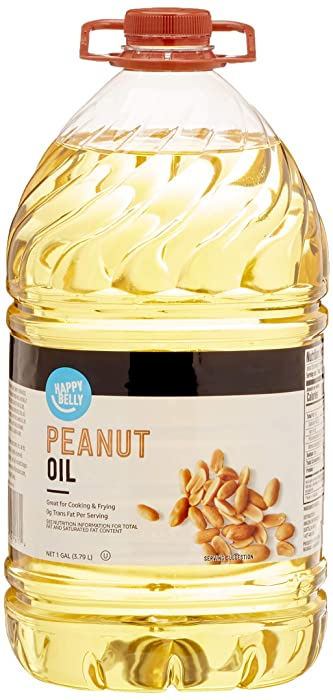 The Best Organic Peanut Fryer Oil