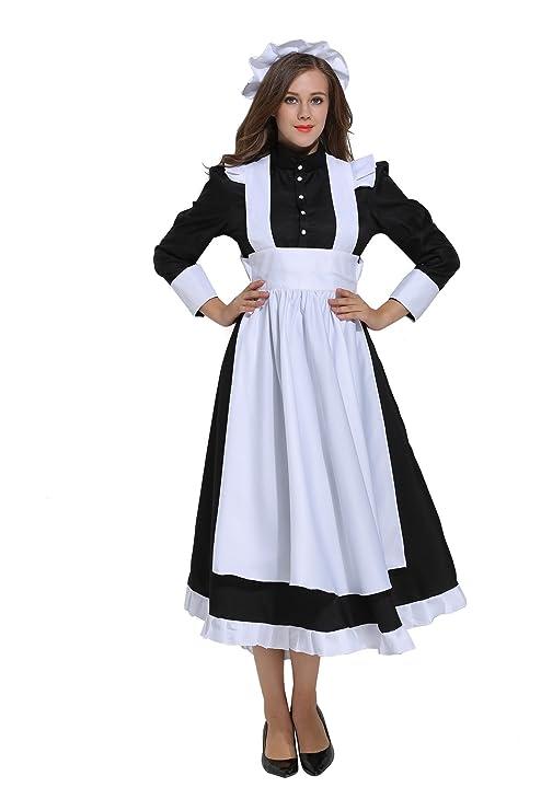 dream cosplay Disfraz de Victoriana para Mujer: Amazon.es: Ropa y ...
