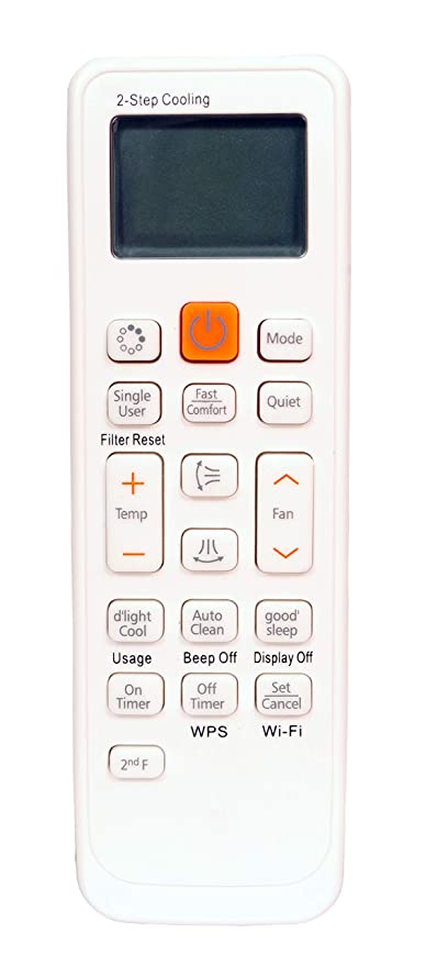 Buy R L SONS ® Remote Control Compatible with Samsung Split
