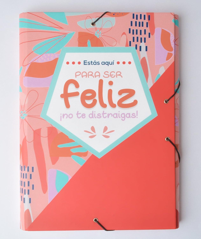 Grupo Erik Editores Amelie - Carpeta solapas, 34 x 25.5 cm: Amazon.es: Oficina y papelería