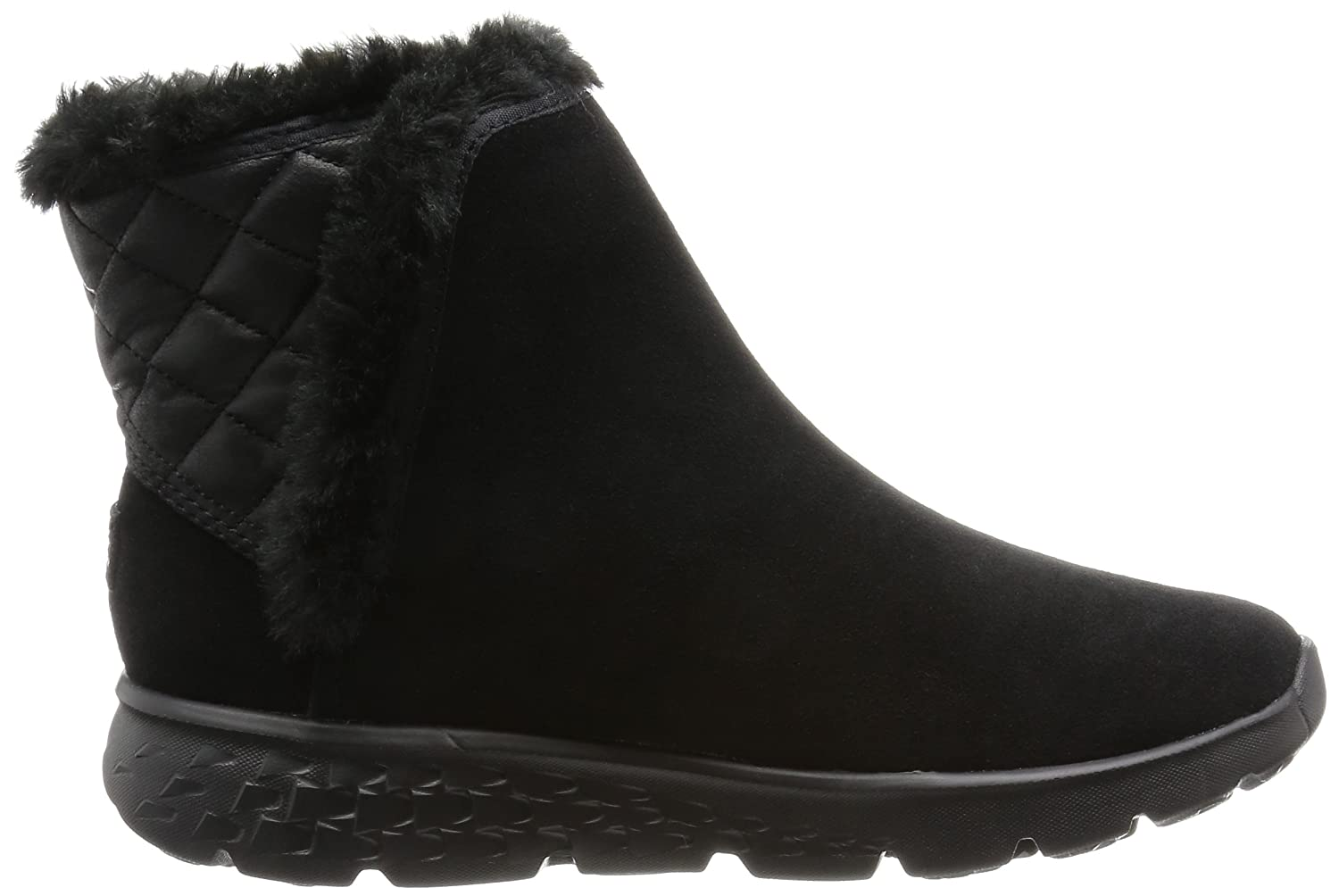 Skechers Performance Women's On The Go 400 Cozies B(M) Winter Boot B01B2VNLFG 7 B(M) Cozies US|Black 1ca437