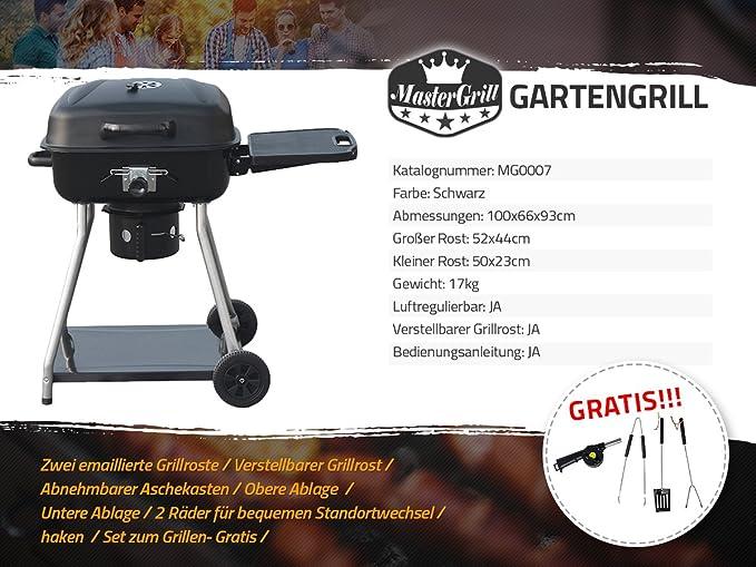 Landmann Holzkohlegrill Rundgrill Corso Schwarz : Garten bau markt für jeden holzkohlegrill grillwagen landmann