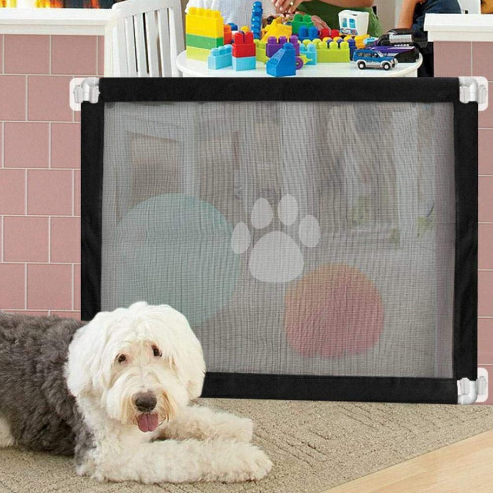 Welltobuy Baby Door Fence Isolation Net Pet Fence Safety Net pet gates for dogs