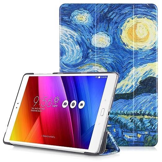 44 opinioni per ASUS ZenPad 3S 10 Z500M Cover- Custodia Ultra Sottile con Coperture da Supporto