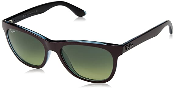Ray-Ban Mens ORB4184 61014M54 Square Sunglasses