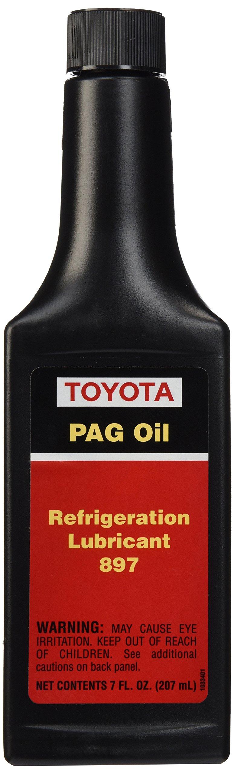 Toyota Genuine Fluid 00289-AC897 PAG Oil - 7 oz. Bottle