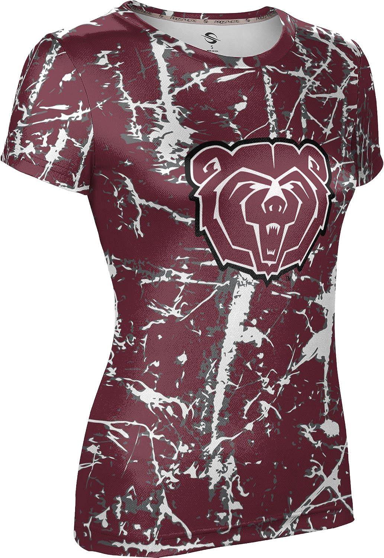 ProSphere Missouri State University Girls Performance T-Shirt Distressed