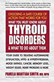 What You Must Know About Thyroid Disorders & What