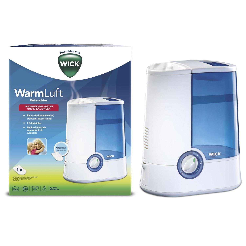 bianco VICKs deumidificatore aria calda salute del bambino