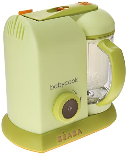 a3decdb519e81 Buy BEABA Babycook Pro- Dishwasher Safe Baby Food Maker-Cooks   Processes  Online at Low Prices in India - Amazon.in