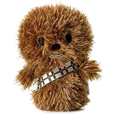 Hallmark itty bittys Chewbacca Stuffed Animal Itty Bittys Back to School Sci-Fi: Toys & Games