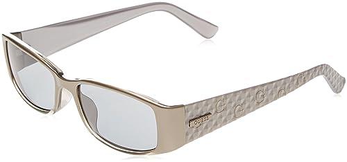 Guess GU7259GRY-355, Gafas de Sol para Mujer, Gris (Grigio), 55