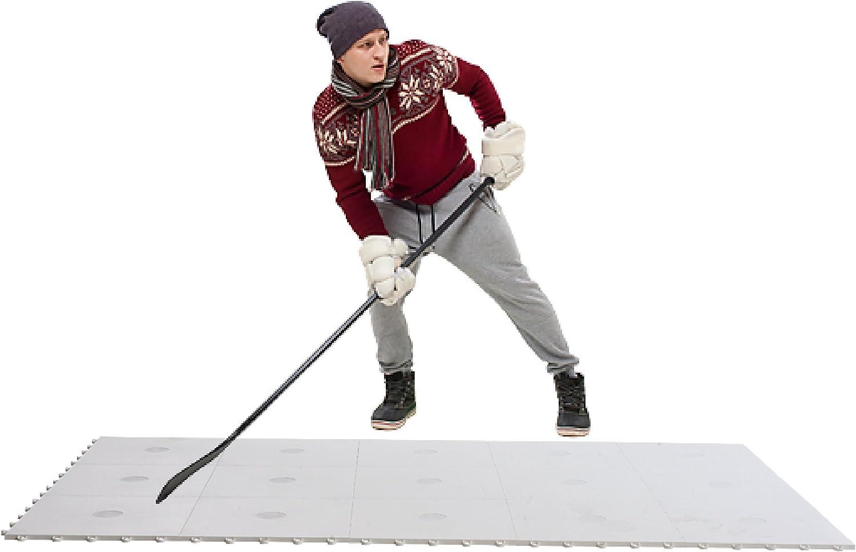 Hockey Revolution Dryland Flooring Tiles - My Puzzle - Build Your Own Training Platform : Sports & Outdoors