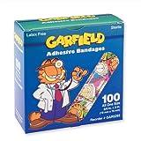 Garfield Bandages - 100 per Pack