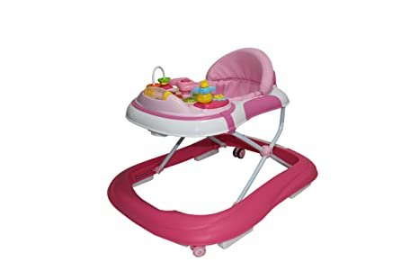 Babyco On Tour - Andador para bebé, color rosa: Amazon.es: Bebé