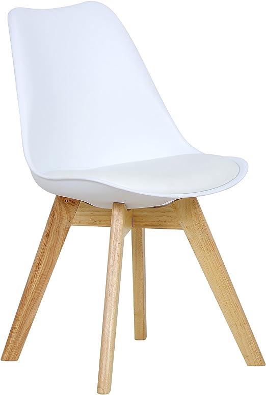 Sedie In Ecopelle Colorate.Woltu Bh29ws 1 Sedie Per Sala Da Pranzo Sedia Cucina Sgabello Con