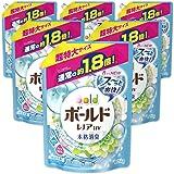 【ケース販売】 ボールド 洗濯洗剤 液体 フレッシュピュアクリーンの香り 詰め替え 超特大 1.26kg×6個