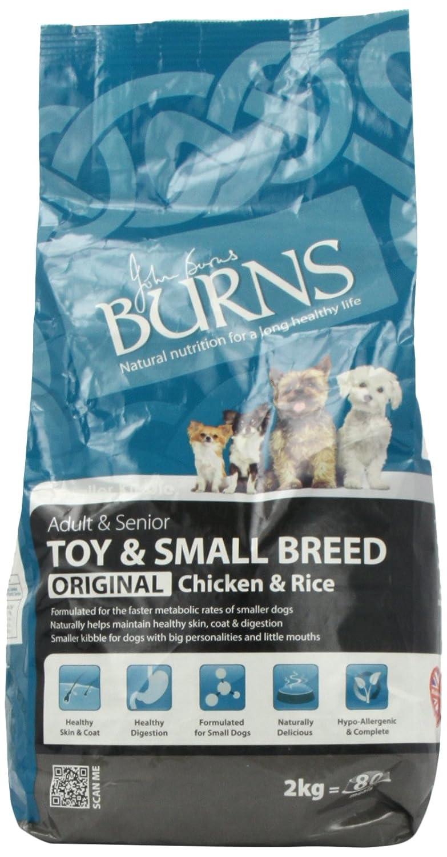 Burns Toy Breed Dog Food