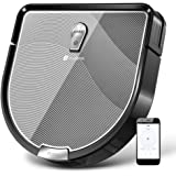Robotic Vacuum, Robot Vacuum Cleaner with Max Power Suction, Alexa Connectivity, App Controls, Auto Home Cleaning Self-Charging for Home Hard Surface Floors & Thin Carpets