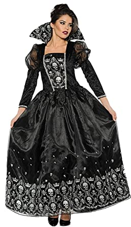 dark queen adult costume
