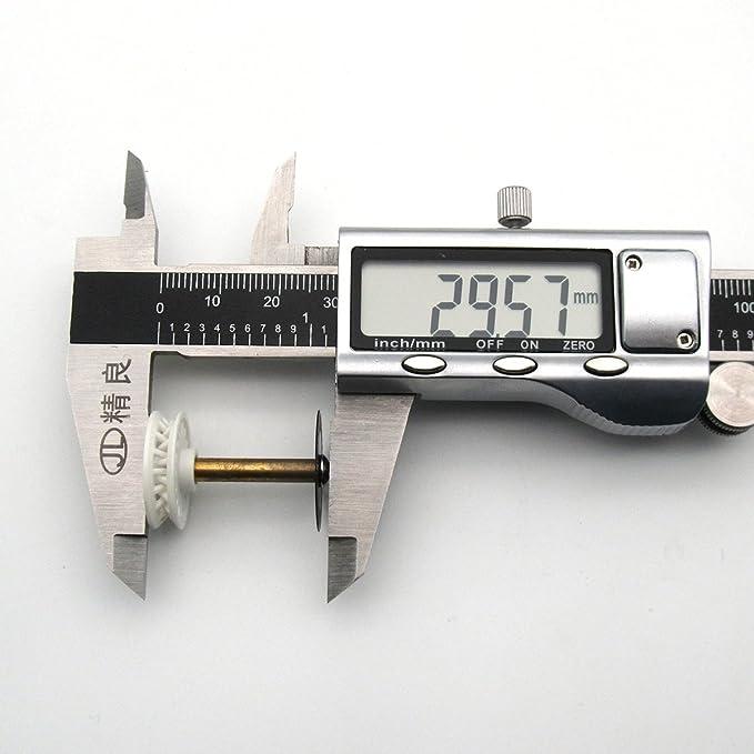 KUNPENG - 2 piezas# KP-RS-S-274 Rueda giratoria de sensor ajuste para máquinas de bordar SWF Sunstar: Amazon.es: Hogar