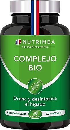 Detox Depurativo Higado y Colon Diurético Natural | Complejo Bio ...