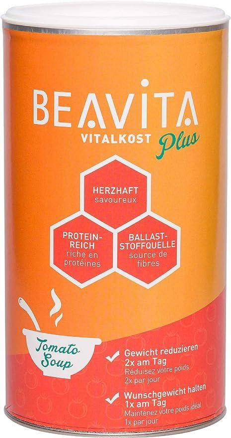BEAVITA Vitalkost Plus - Sopa de tomate para adelgazar fácilmente ...