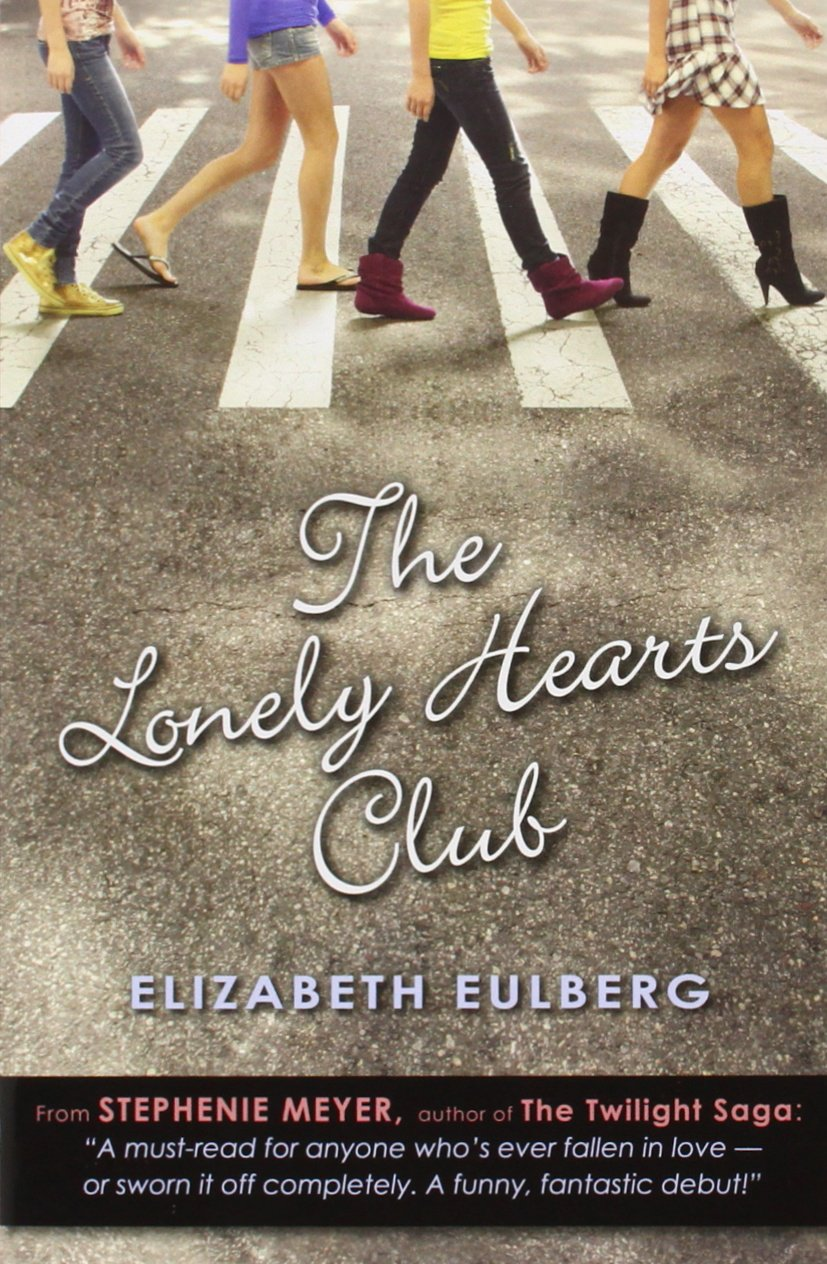Image result for lonely hearts club elizabeth eulberg