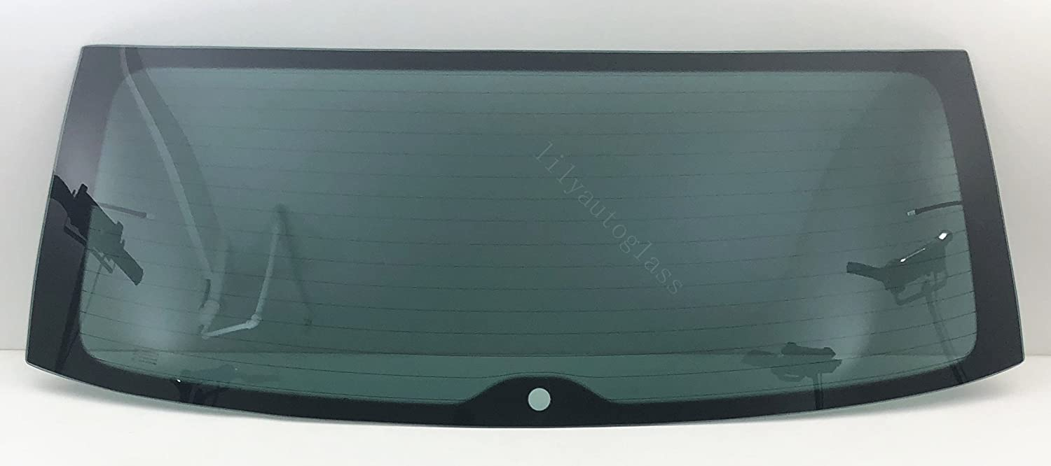 NAGD Compatible with 2011-2017 Volkswagen Touareg Back Window Glass Rear Tailgate Windshield Heated