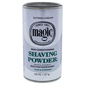 Amazon Com Razorless Shaving For Men By Softsheen Carson Magic