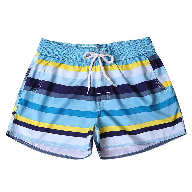 ANARUTO Quick Drying Surfing Beach Shorts Men Boardshort Lovers Surf Printing Short Knickers