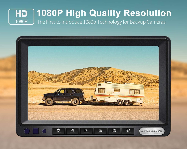 ZEROXCLUB 1080P Backup Camera Review
