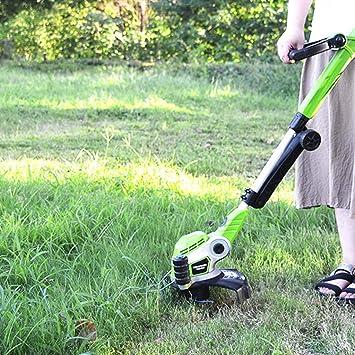 ZM-Lawn mower CortacéSped Artefacto Perezoso PequeñO CortacéSped ...