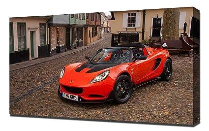 Amazoncom Lilarama Usa 2016 Lotus Elise Cup 250 V1 Canvas