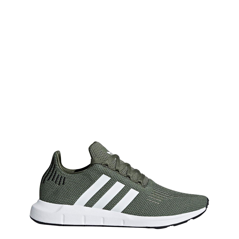 a1960713e2543 Amazon.com | adidas Women's Swift Run W, Green/White | Running
