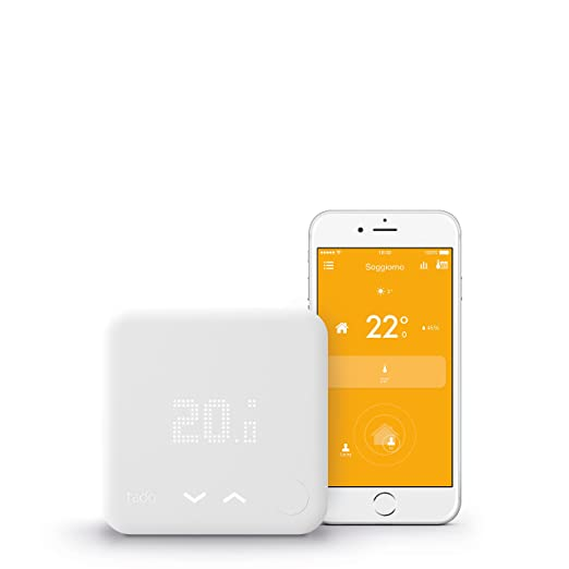 158 opinioni per tado° Termostato Intelligente Kit di base (v3)