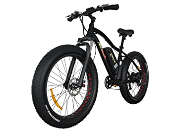 Addmotor MOTAN Nueva Bicicleta Eléctrica Actualizada M-550 48V 500W Bafang Motor 10.4AH Samsung