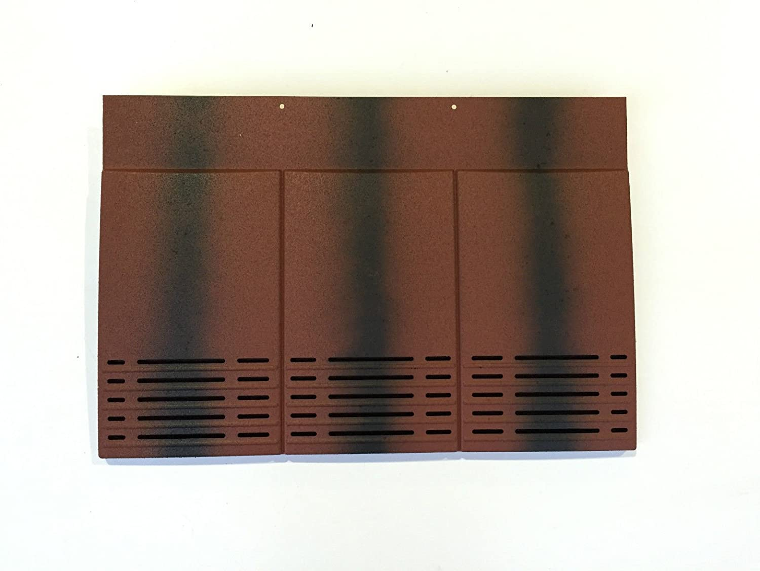 Available in 13 Colours Black - Sanded Beddoes Products Plain Tile Vent to Fit Concrete//Clay Plain Roof Tiles