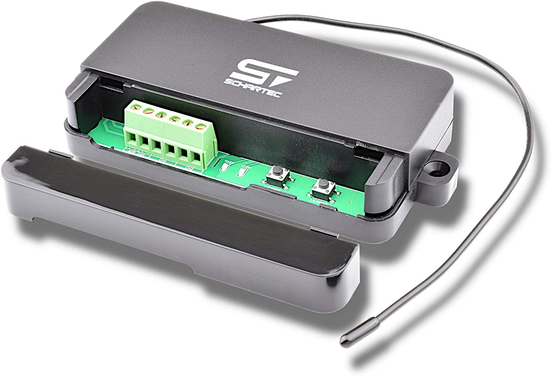 Garagentorsteuerung 12V 433Mhz mit Fernbedienung+Empfänger Art 012-1611-05