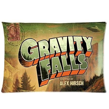Funda de almohada caliente Gravity Falls easiskins Bill ...