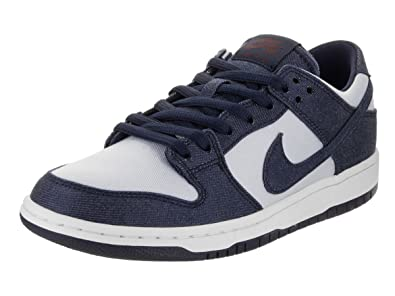 timeless design a957b eb5ff NIKE Men's SB Zoom Dunk Low Pro, Binary Blue/Binary Blue, ...