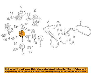 Automotive Genuine GM Serpentine Tensioner 12622452