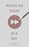Write an Essay in a Day