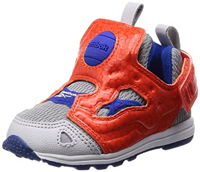 6aa64e93f2f6eb Amazon.com  Reebok Classic Versa Pump Fury Infants Boys Sneakers ...